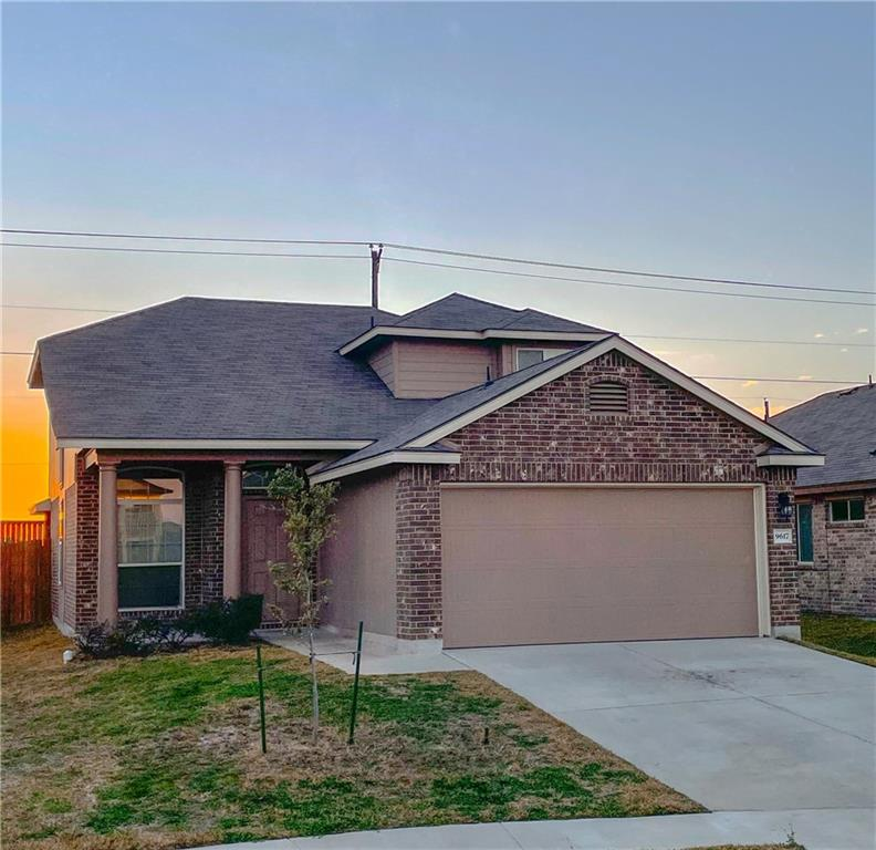 Beautiful home in the popular neighborhood of Yowell Ranch. Neighborhood has a playground, splashpad, basketball courts, community ponds and trails. Home is a 2 story, 4 bedroom, 3 bathroom, it has granite countertops in kitchen, with mocha cabinetry. Refrigerator and water-softener will convey.