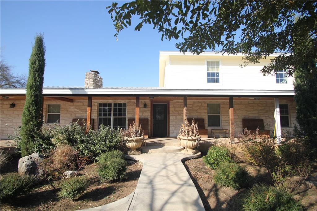 Do not disturb tenant please contact agent for showings. Great opportunity on .72 acre corner lot, with quick access to I35. includes 3,351 sq ft home 5 bedroom 3 bath, currently on a month to month lease brining in $4500/month.