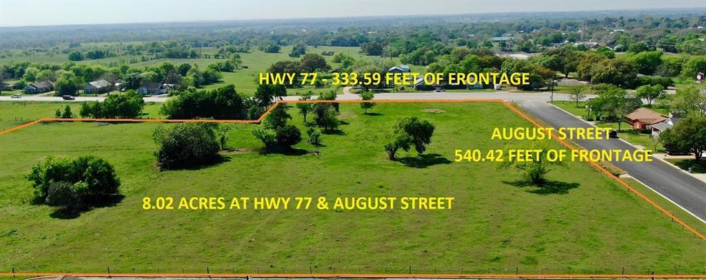 000 Hwy 77 @ August ST, Schulenburg, TX 78956