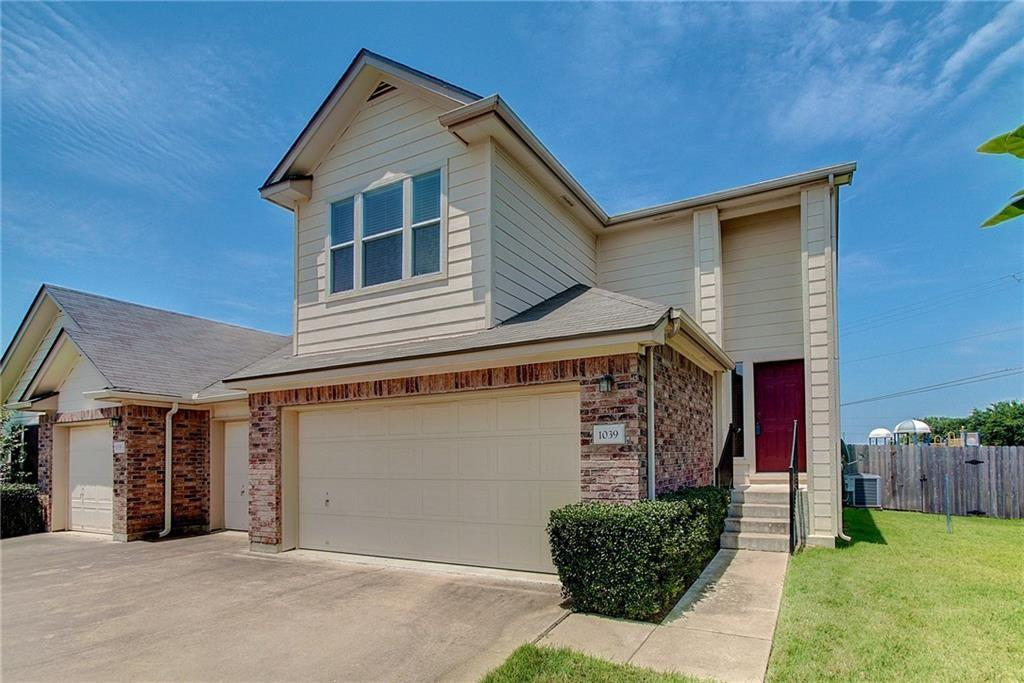 Great townhome with large backyard that backs to a park. Located on a quiet cul de sac and within walking distance to elementary & middle school. Functional floorplan 3 bedrooms & 2.5 baths, 2 car garage - perfect for families. owner agent