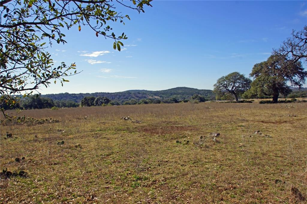 "75.86 UNRESTRICTED, ag exempt acres with 1350'+/- Creek Road frontage. Property is an assemblage of three parcels that offers amazing hill country views with scattered large, mature live oaks. No zoning and not in an ETJ. A fantastic development or large estate opportunity in a scenic and convenient area of Dripping Springs . Gentle level to sloping topo with black and caliche soil. Well and septic required. A stunning 3515 sf custom stone home that is currently under construction is included with the sale. Home can be worked in to a single family community or could easily become a clubhouse, professional offices, rehab, venue, etc. List price includes a completed, move-in ready home. Home can be purchased at a discount in ""as is "" condition and finish with your own builder. In Dripping Springs ISD."