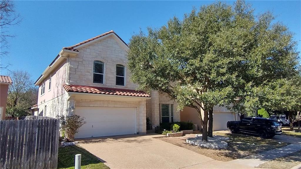 Beautiful and well maintained 2-Storey, 3671 sqft East Facing, 4bd/2.5bath home in sought after Avery Ranch Community. Exemplary Leander ISD schools and close to all major Tech employers including New Apple Campus. Bright and open floorplan with flex space and formal dining in the front, Open kitchen with large island overlooking a Large Eat-in area and Living Room and Master on the Main level. Upstairs you can find a spacious Game room, Three large secondary bedrooms with walk-in closets, a Secondary Bath and a large Media room that is already setup to enjoy Movie Nights. The Projector, screen and the fixed speakers in the Media room and Living Room Convey. Enjoy the outdoors all year around in the sunroom adjacent to the Living Room. There is 3rd car tandem space that you can use for extra storage.Upgrades Galore  - Tile Roof, Tile Flooring in Entry way and Wet Areas, Wood floors in rest of the areas on Main floor including Master, Granite Counters in Kitchen, Built in SS appliances, Brand new Dishwasher, Oversized SS Sink and Water Filtration System in Kitchen, New light fixtures and recessed lighting throughout the home, Recent paint throughout the home, Epoxy finished garage floors, Added recent organic garden beds for floral and vegetable plants, Lemon Tree and Pomegranate tree in the back yard and a new rock bed around the Trees in the front. And you get access to the excellent amenities that Avery Ranch community has to offer - gold course access, two swimming pools, tennis and volleyball courts, several park and playscape areas and hike and bike trails. HOA covers front and side lawn maintenance.