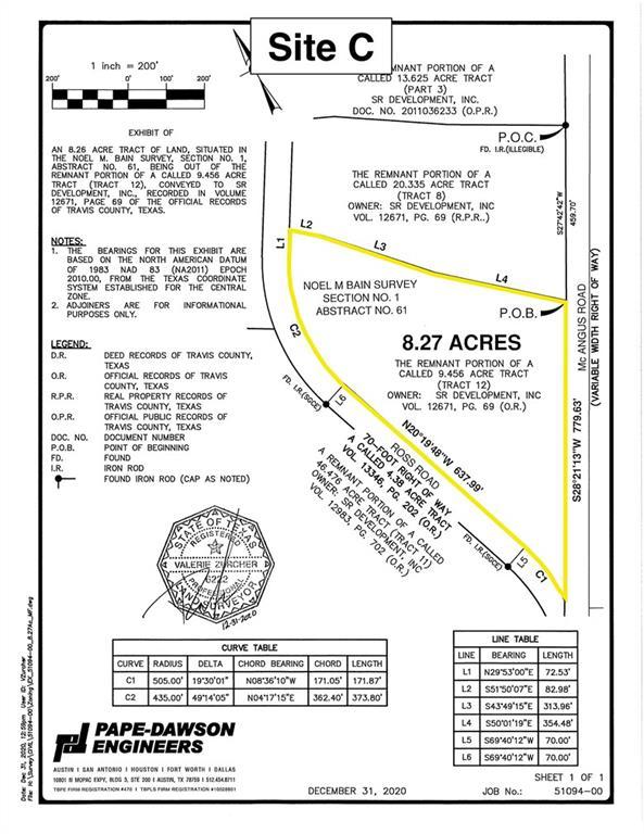 TBD McAngus RD, Del Valle, TX 78617