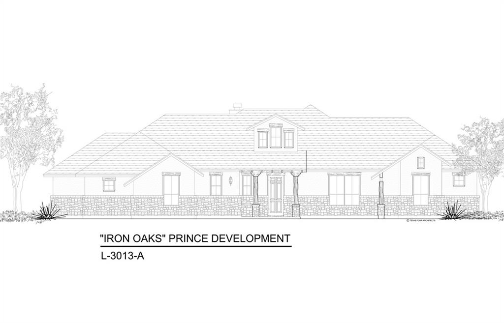 """New construction by Prince Development, on 2.136 acres, in the new subdivision of Oak Bend Estates in Liberty Hill. This property will be a true custom home with high end finish-outs and features. A custom in-ground gunite pool, approximately 18' x 36' will be built behind the home. It will have an attached 3 car garage plus a separate detached 12 x 20 garage. Completion date will be the end of 2021. Get in early and pick your finish-outs! The photos in this listing are of other homes Prince Development has recently built so you can get an idea of their high end quality and design. Oak Bend Estates Features include; Exclusive Homes all with Unique Exterior Elevations, Underground Utilities, 23 one acre plus parcels, No Two Homes Will Look Alike, Award Winning Liberty Hill ISD, City of Georgetown Water, Custom Homes with Upgraded Finish-Outs and Modern Open Floor Plans. Standard Features include; Spray Foam Insulation in Attic, 30 Year Architectural Shingles, Low-E Double Pane Windows with Argon Gas, Tankless Gas Hot Water Heaters, SEER 15 Energy Efficient Heat Pumps, Whole-Home Surge Protector at Main Panel, Solar Panel Pre-Wire Setup, Water Loop for Water softener, Pre-Wired For Internet and Cable, Pre-Wired for Electric Car Charger at Garage, Engineered Foundations, Granite/Quartz Counters Standard in all Kitchens and Baths, Stainless Steel Appliances, Over the Range Pot-Fillers, High-end, Quality Cabinets with Dovetailed and Soft Close Drawers, 6"""" Baseboards, 4"""" Casings, Individually Selected Solid Core Doors, Hand Selected Cabinet, Bath, and Mudroom Hardware and Porcelain Under-Mount Vanity Sinks. PEC provides electricity, Spectrum provides internet, Al Clawson provides trash, septic system and propane tank will be on property. Subdivision is brand new and won't show up on GPS. Take County Road 200 off HWY 29 and head north for about 3 miles. Pass Clearwater Ranch on the left and just after that Tambra Lea Lane is on the left."""