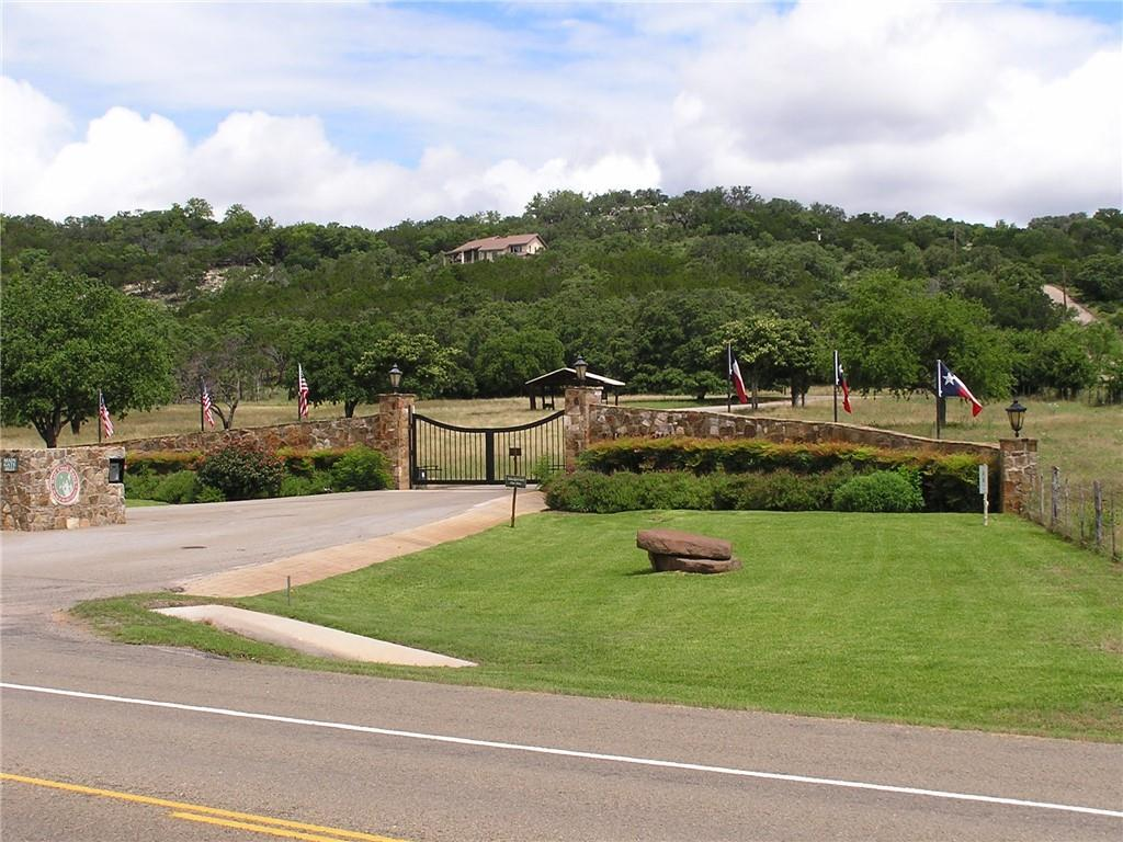 The 1320 acres of rocky terrain and hills make up Wolf Creek Ranch which is a working cattle ranch and wildlife preserve. Property taxes based on agricultural valuation. Amenities include gated entry, a park on Morgan Creek and a day dock on the lake.
