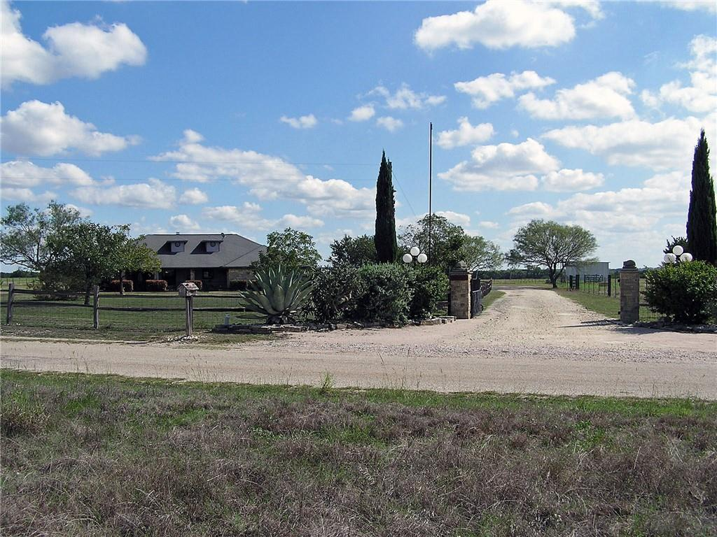 Country Living in the Lake Victor Area.  3 bedrooms 2.5 bathrooms.  Stone exterior and fireplace, vaulted ceiling in the family room, tile flooring and countertops, 2 car garage plus carport.   1500 SF metal barn for equipment, hay or work shop. Fenced for goats, horses or cattle.