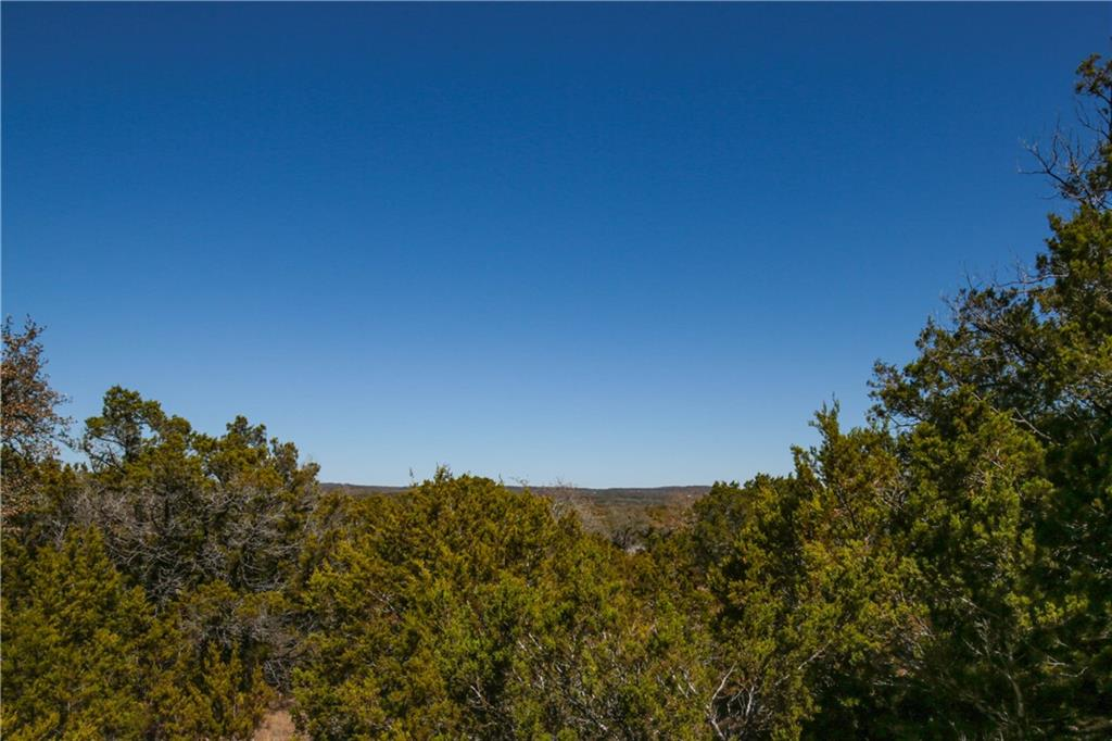 Beautiful 10 acre tract with almost 180 degree mile long views looking to the North overlooking a large ranch. This property has several great building locations and each one of them has views. The property has three terraces so you could build multiple homes and still not obstruct any views. This would make for a great Family compound! Short Term rental okay. Wildlife Exemption for very low taxes. Adjacent lot is also for sale and is 10.001 acres mls#2046878. Agent is 50 % Owner.