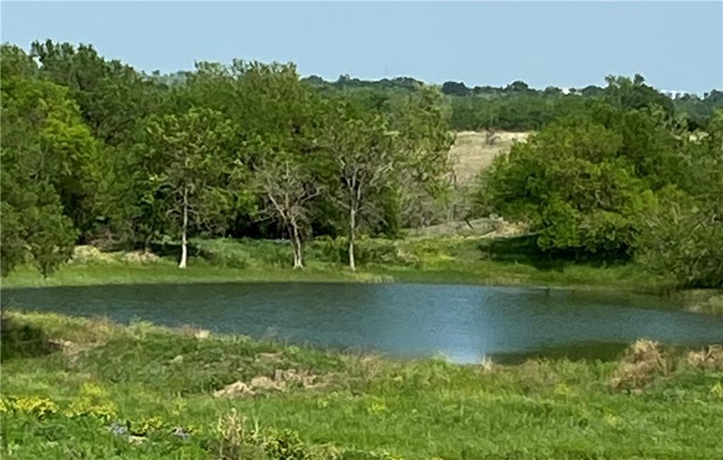 Rolling terrain, distant views, hilltop homesite, power and water available nearby and a pond.  Only 20 minutes from Temple area   Come to the country and build your dream home.
