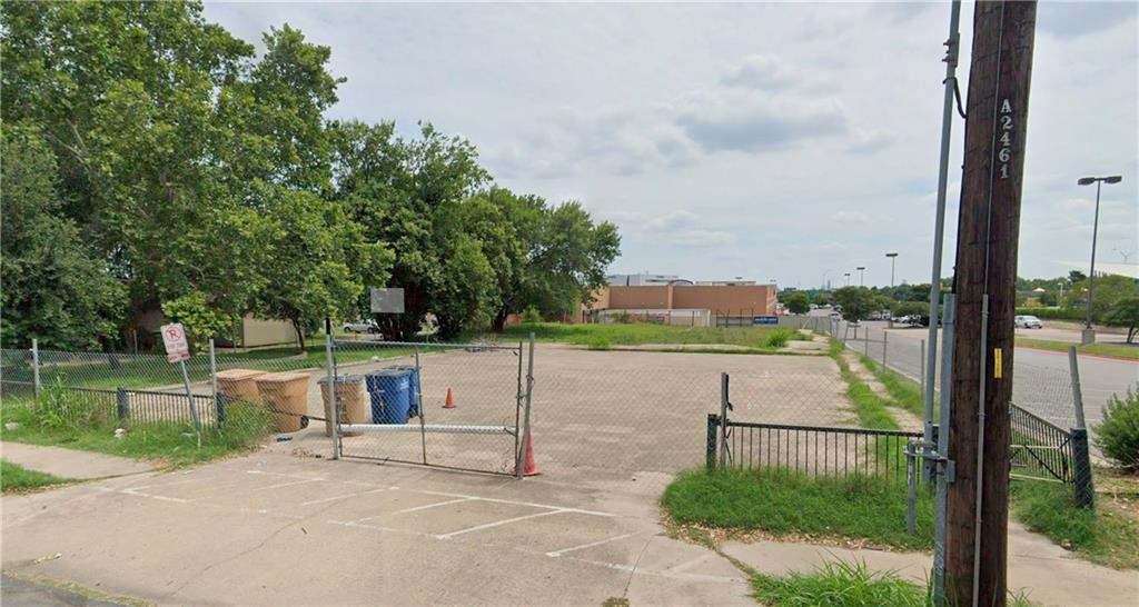 A RARE opportunity to own a commercial zone lot in heart of Austin. Close to I35. Lot is Zoned CS, there is no structure on the lot.