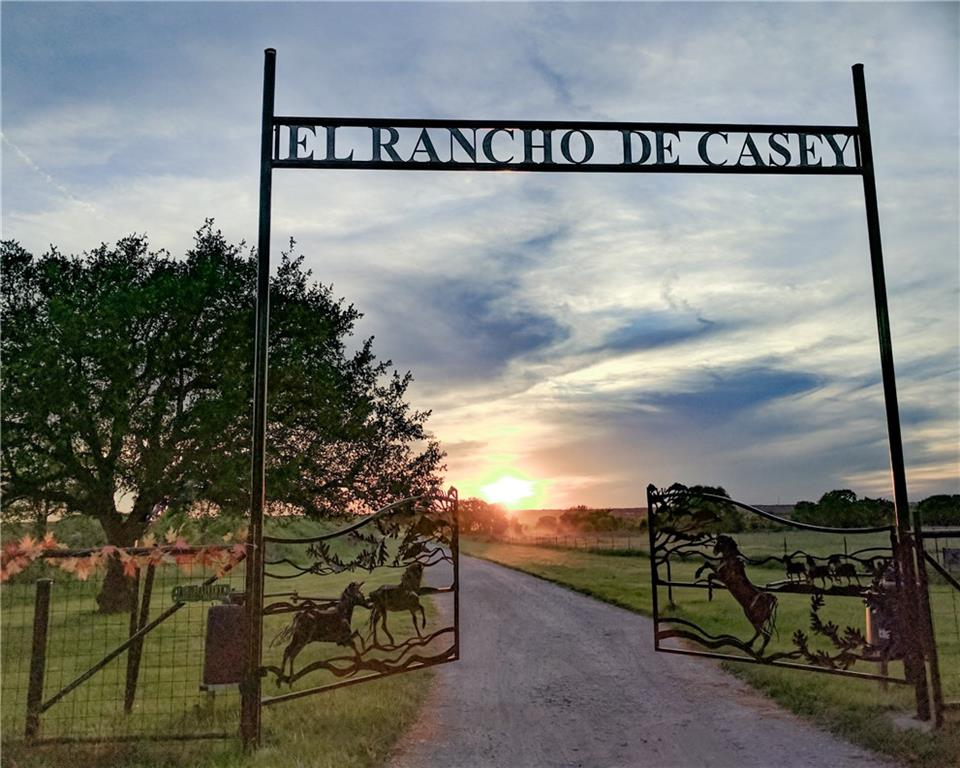 "This truly unique property is a dream come true! Currently, it is an active Texas cattle ranch. However, bring your horses! This ranch is perfect for that! Or, if you prefer, add a wedding venue! There are three homes on the property, all with fantastic views suitable to host the wedding party and other guests. With this much land, one could also develop and add a neighborhood. Folklore has it that cowboys used to pass through this land on the way to town. They would stop by the ""watering hole"" to bathe prior to running into town. Arrowheads are commonly found throughout the property. There is so much to do outdoors, this property suits just about every activity. Wildlife is abundant with deer, roadrunners, migratory birds, and so much more. The sunsets and sunrises are gorgeous! You really don't want to miss your opportunity to own a piece of Texas!"