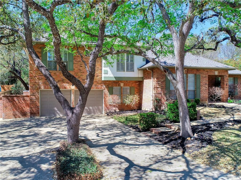 This North-Central San Antonio custom home, in the much sought after Inwood neighborhood awaits new owners. It has great curb appeal, not to mention a fabulous backyard pool and spa, is surrounded by mature trees and has a great covered patio. Inside there are 4 bedrooms, 3.5 baths and a wonderful flow from room to room. The kitchen, with Sub-Zero refrigerator, looks out to the breakfast room and the pool. Beautiful wood flooring, soaring ceilings, custom built-ins, floor to ceiling fireplace in the large living room, and plantation shutters are just a few of the features this home has to offer. The Inwood development is beautiful with streets made for walking, biking and meeting your neighbors. Pride of ownership shows. Welcome home!