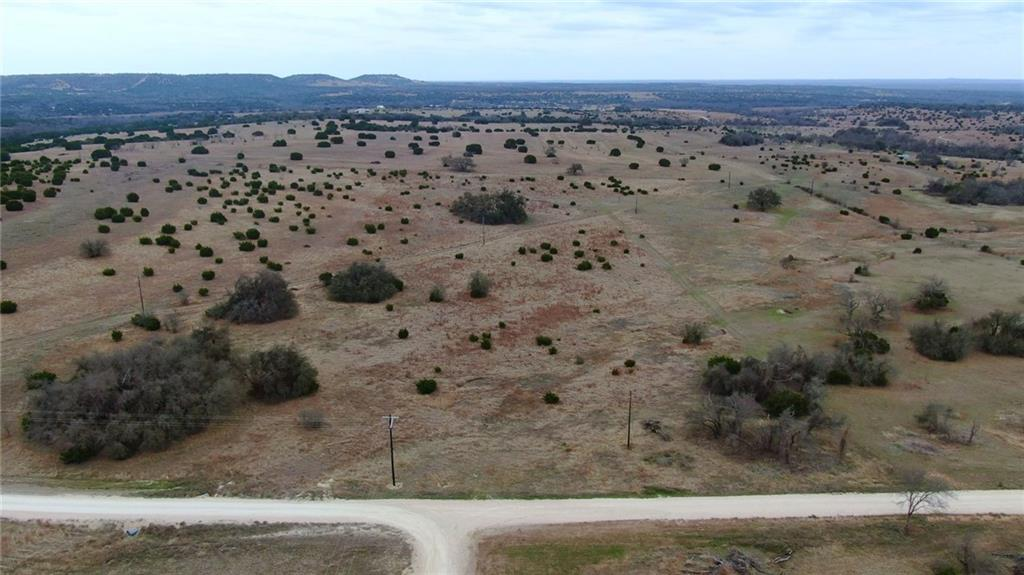 Own your own little slice of heaven on this secluded, 10 acre tract just 15 miles outside of Lampasas,TX! Entire 650 acre property is Completely High Fenced, with automatic keypad entrance! Electrical is run already to the front of the property. There have been some large Bucks spotted recently on this property. Other wildlife include Turkey, Bobcat, Hog, and numerous bird species including Dove. Come build your Country retreat, Barndominium, or just have a place to go to unwind for the weekend!