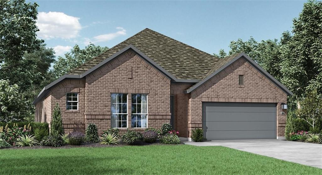 GFO HOME - READY IN MAY - Fillmore 4125 is a 1-story home with 4 bedrooms, 3 bathrooms and 2-car garage. Features include breakfast area, covered patio, dining room, family room, game room, sprinkler system and walk-in closets.