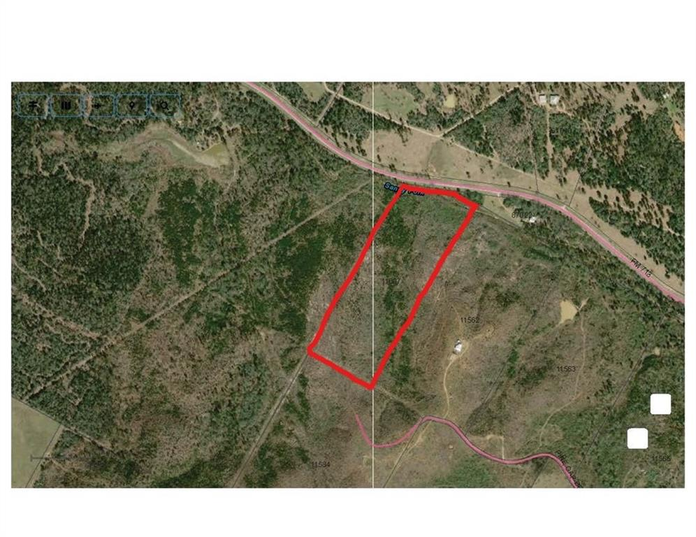 """35.8 Acres with multiple building spots.  Or just clear a spot of your choice to gather and recreate.  Located central to Austin, Bastrop, Lockhart and Luling.  Access will be off of 713, and will require a drive and culvert. Sandy loam and Red Rock shelfs provide Pines, Oaks, and many natural grasses. Varied elevations provide great views. Large property's on every side. Ready to be developed to a buyers desire, or left natural  and enjoyed as-is. Walking the property requires proper foot wear, and>>Release of Liability Waiver in """"Docs""""< *PLEASE CHECK PICTURE 2 FOR MARKED BOUNDARY REFERENCE** Do not access property thru neighboring tracts**"""