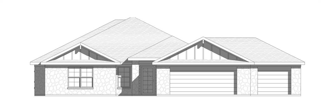 This custom home is absolutely gorgeous! Located near the Lake. This home boasts 1,700 sq. ft. of open concept living space. The 3 bedroom/ 2 bath home features an office optional as a fourth bedroom, walk-in closets, vaulted ceilings, & breakfast area.