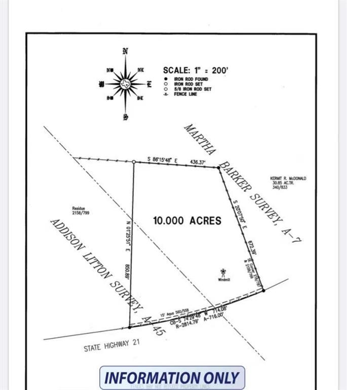 Greet investment opportunity, Ready for development or buy-and-hold . Nice Rectangular Shape