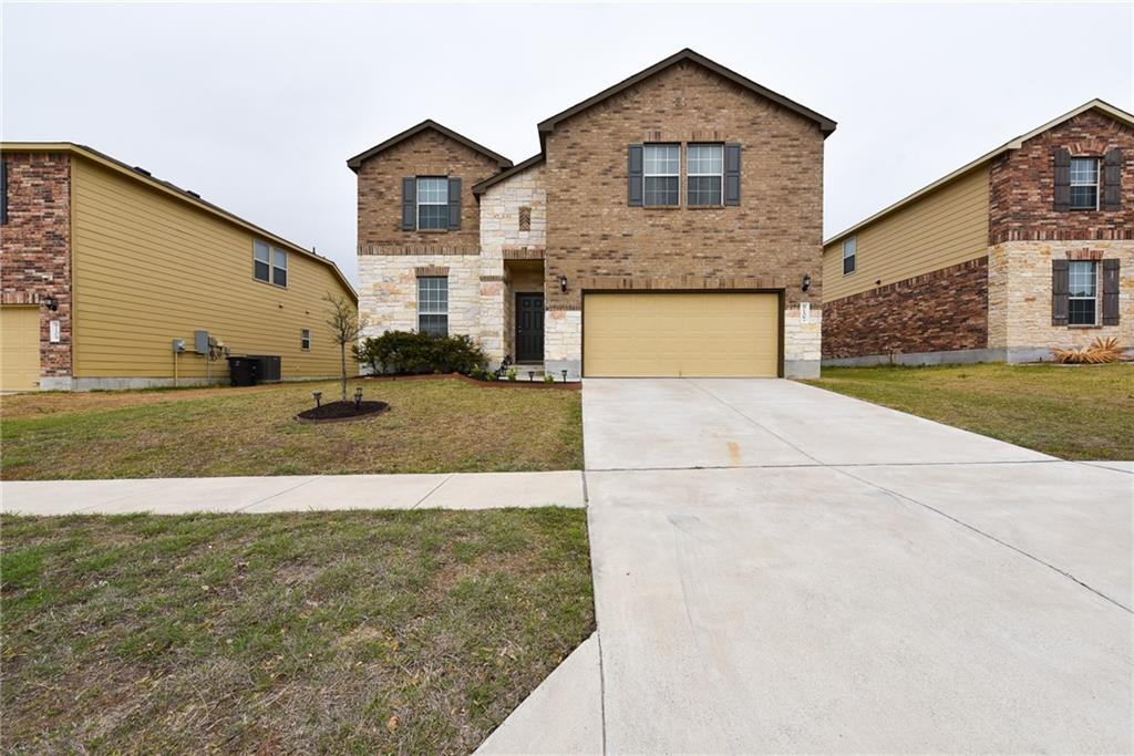 Beautiful single family home just minutes from Fort Hood, shopping, and restaurants. Upon entry you will notice the elegant entryway that leads to the open kitchen, living room, and dining area. Modern kitchen has stainless steel appliances, large canter island, breakfast bar, recessed lighting, dining area, and a door to the exterior. Master bedroom is located downstairs and has its own ensuite that includes a double vanity, garden tub, separate stand up shower, and walk-in closet. Second living room and remaining bedrooms are located upstairs. Do not miss out on this great home, so schedule your private tour today!