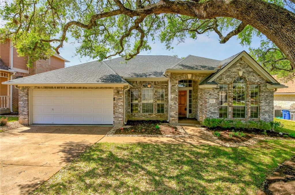 Beautiful 4 Bedroom, 2 Bath home on shaded lot in Austin. Home features, 2 Living, 2 Dining, wood floors, raised ceilings with gorgeous Deck perfect for entertaining!