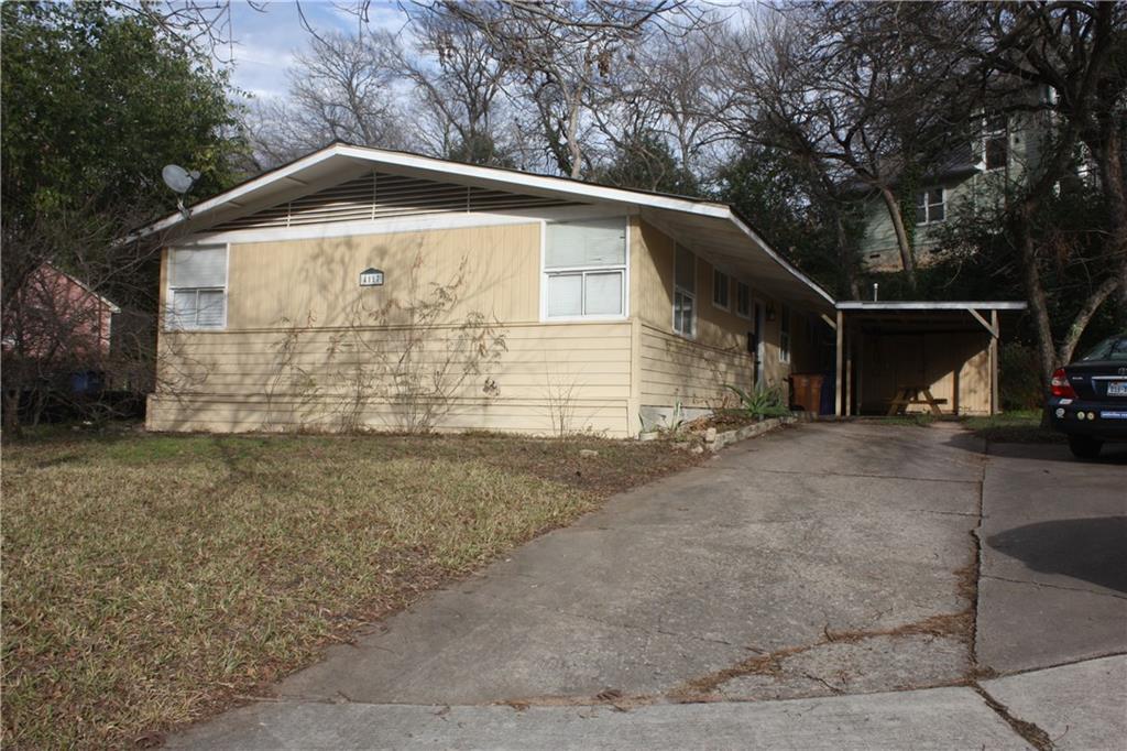 4117 Shoal Creek BLVD, Austin, TX 78756