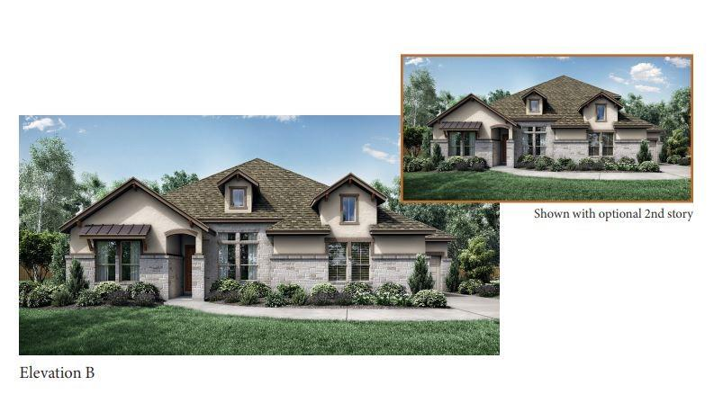 MLS# 8948314 - Built by Hill Country Artisan Homes - December completion! ~ Beautiful 5 Bedroom 4.5 Bath 1.5 Story Home with Spacious In Law Suite on Gorgeous One Acre Lot with Amazing Hill Country Views! Currently Under Construction and Scheduled for late Fall early Winter Completion in Popular Northgate Ranch Community! Corner Lot with Trees! Owner's Suite with Huge His and Hers Closets! Game Room, Bedroom and Full Bath Upstairs! Gourmet Kitchen with Extra Large Island! Study! 3 Car Garage! Buyer has 45 days from contract to make all design selections. [hca].