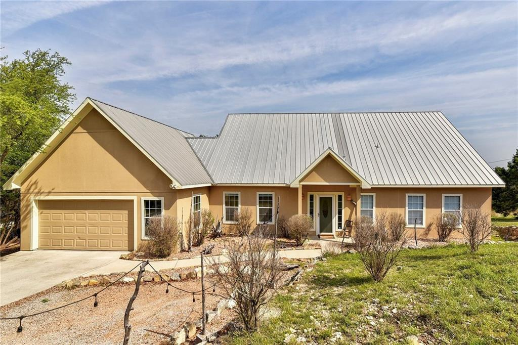 "DON'T MISS OUT on this beautiful home on 2.52 acres! APPOINTMENTS ONLY!  DO NOT WALK AROUND THIS PRIVATE PROPERTY.  The Homestead offers the space and relaxed environment, just minutes from all conveniences. People move here and love it as evidenced by a low number of sales. Acclaimed LTISD schools. Quiet seclusion close in. Avoid the Hwy 71 traffic and enjoy great hill Country Views.  Just over a  mile to Hill Country Galleria (Whole Foods and many free summer concerts) and other nearby shopping and entertainment.  ½ mile to Proposed Backyard Concert Venue. Near the extensive Bee Cave hike and bike trail system. Home designed by an environmental engineer. Commercial Steel framing provides extra strength, fire protection, and insurance savings. 6-in thick exterior walls with solid foam insulation and a metal roof result in a very energy-efficient home. Separate upstairs and downstairs heat pumps. Both downstairs bedrooms have private baths. No carpet in the home for allergy relief, downstairs is porcelain tile, and upstairs is solid ¾"" red oak hardwood. The exterior was just repainted with top-of-the-line Behr Stucco paint. Downstairs AC unit and water heater replaced in 2019.  A city water connection was purchased to replace the original well water source.  The well is currently in-operative but can be deepened and used for landscape irrigation. Oversized mechanical free low pressure dosed septic system designed by environmental engineer owner. 2 horses are allowed.  Buyer Agent and/or Buyer to verify all information."