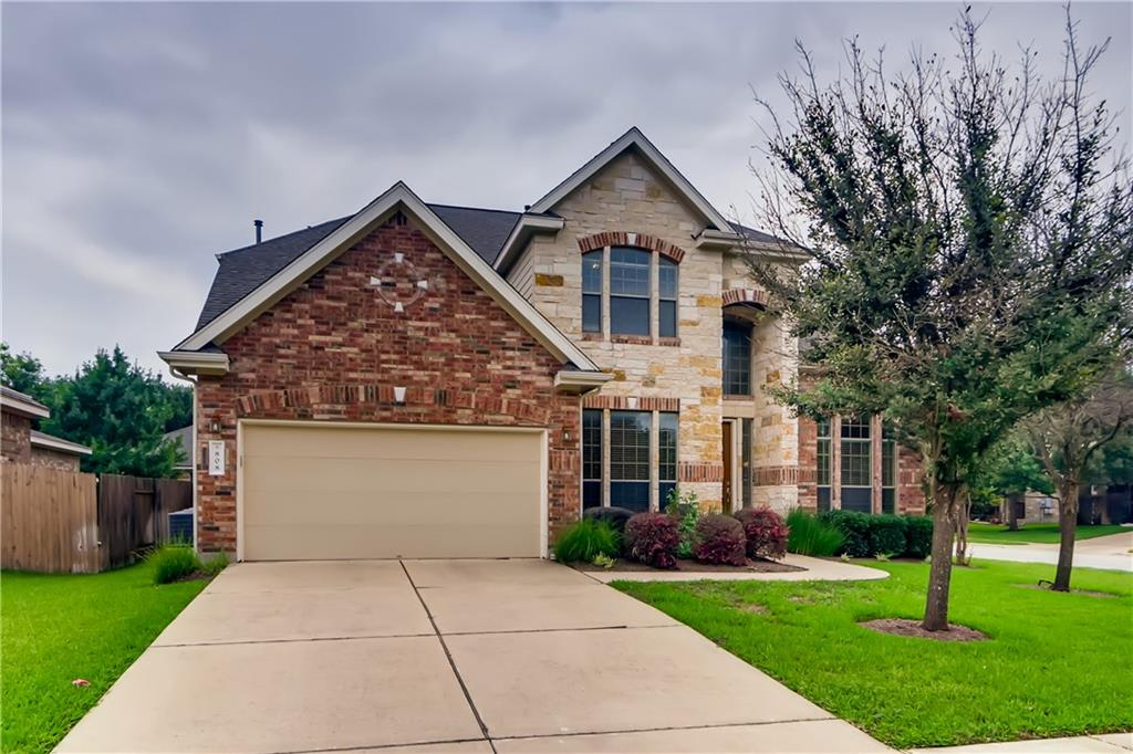 808 S. Frontier is a stunning 2 Story home located at The Ranch at Brushy Creek & highly acclaimed Round Rock ISD with a great layout & all the space you need for entertaining. This home has 5 Bedrooms, 4 Full Bathrooms, 2 Living areas, Huge Game Room, dedicated Large media room. Open floor plan with High ceiling with abundance of natural light. Stainless steel appliances, Spacious kitchen with granite counters with a lot of cabinets. Close to many trails, parks, Lake. Community junior sized swimming pool, sand volleyball court, basketball court. Easy access to the highway system, within minutes to shopping & restaurants, hospitals & close to Major Employers.