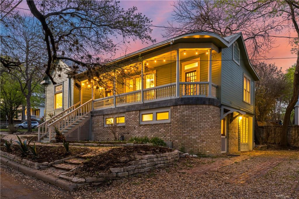 Don't miss this opportunity to own an entire city block with three separate structures in the heart of Downtown Austin with a 3-car garage! This unique property is located in the coveted Castle Hill Historic District within the hugely desirable neighborhood of Old West Austin. Possibilities abound for what you can create with this multi-family residence comprised of three separate structures that provide 4 separate living spaces with a 3-car garage. The total lot size is .2181 acres. The property is zoned as a multi-family property (MF-4-HD-NP). Detailed property information at www.1202W9th.com.