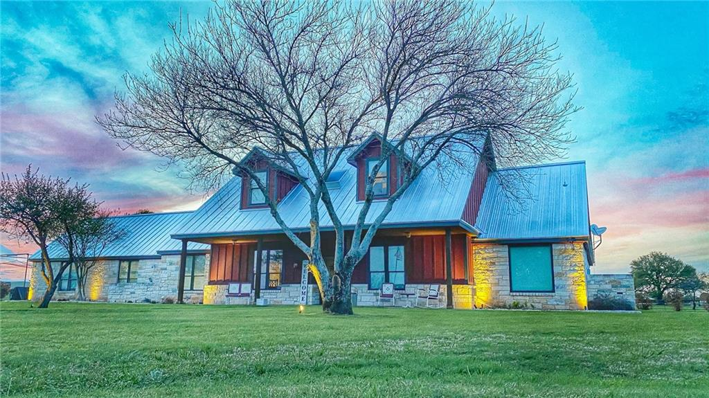 BEST AND FINAL OFFER DUE BY TOMORROW, 04/09/21 @ 12PM.   Gorgeous farmhouse with tons of upgrades! Every inch of this home has been redone with the past several years! A few upgrades include: metal roof, hardwood floors in living areas, custom stair banisters, reface fireplace, refaced pool, new exterior stone, plus much MORE! Large picture windows look out onto the oversized back porch, pool, and pasture. This home is on 5.01 acres with 2.45 acres (106722SF) on an ag exemption. Access the home from both Shell Road and off of Shell Stone Trail. Home is fully fence with a gated entry.  **This is two parcels: S11535 - SHELL WEST RESERVE, LOT 2 (PT), ACRES 4.144 + R562499 - Legal Description: S11535 - SHELL WEST RESERVE, Lot 2 (PT), ACRES 0.866  See aerial photos in attached documents