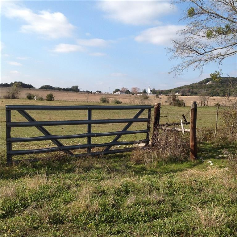 This beautiful 83+/- acre has the potential for a subdivision or private land.  Currently not in the city limits, the land is ag exempt and is leased for cattle.  The hill offers a spectacular view of the surrounding areas.