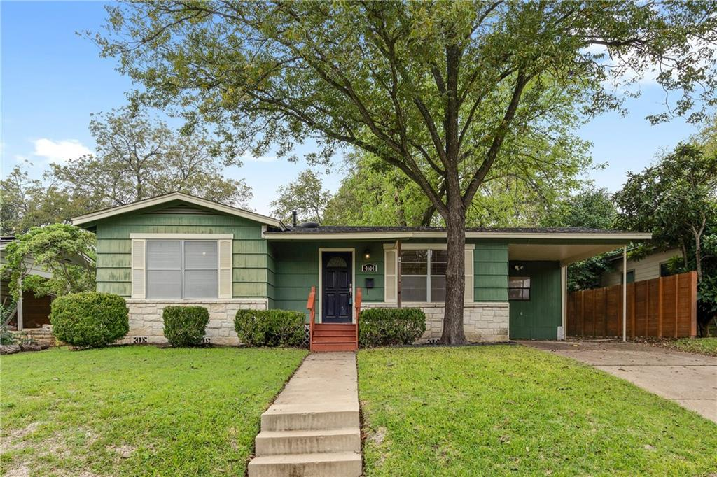 Great location located off MOPAC and 45th! Offers due by noon Monday, April 12th by noon.