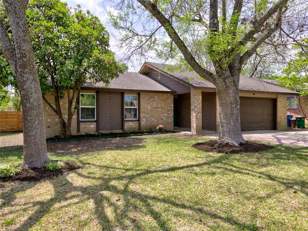 This 4 bedroom 2 full bath home is in a great Location! Right at Parmer lane and Mopac!  Just Minutes from the Domain, Mopac-Loop 1,  Whole Foods, the new Apple Campus, the Tech corridor and a few miles from newest soccer stadium! Home has been completely remodeled. Home features include:  2 Large living areas, granite countertops throughout, 2 inch blinds, LED recess energy efficient lighting, new grey laminate floors and soft new carpets in bedrooms. Kitchen is open to living with a breakfast bar, glass pantry door, a touchless kitchen faucet with deep sinks. The quality kitchen cabinets have spice racks, roll out drawers, and lazy Suzie. The large shady private back yard is great for entertaining with a beautiful pergola on a 10x12 slab and lots of room for a garden, or a pool!