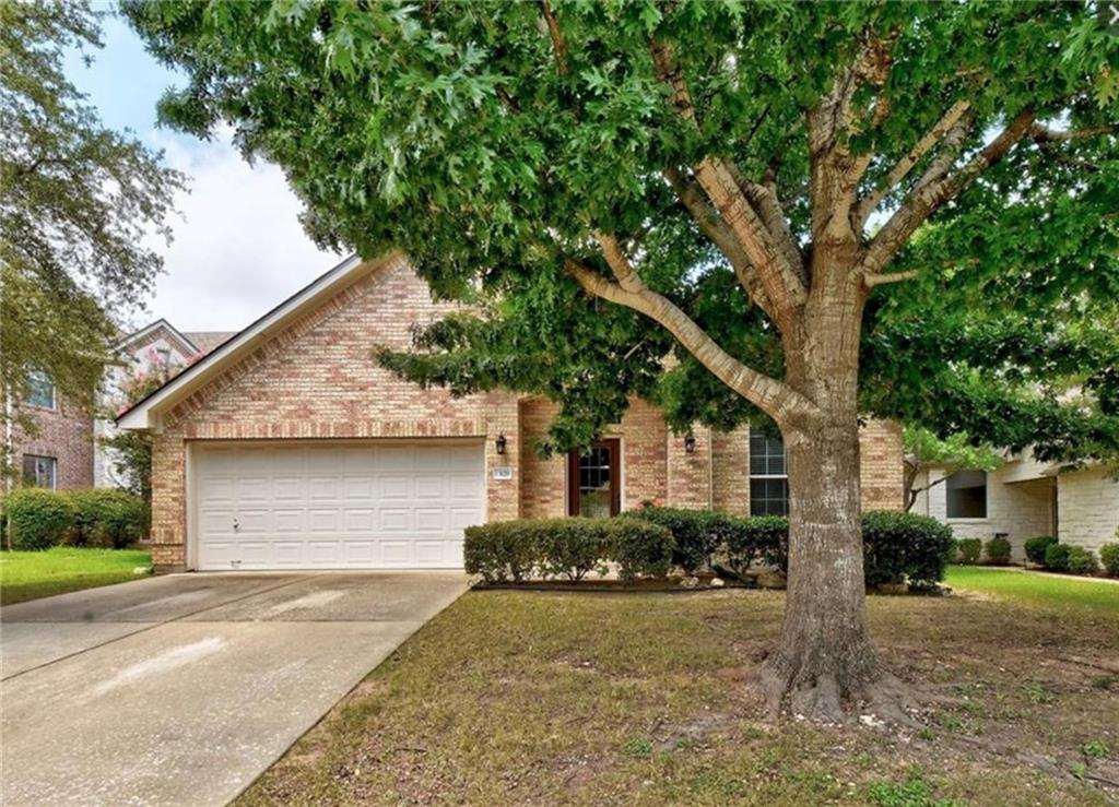 Perfect home on greenbelt with great views!  Walking distance to exemplary elementary and middle schools and the tennis courts, pool and park.