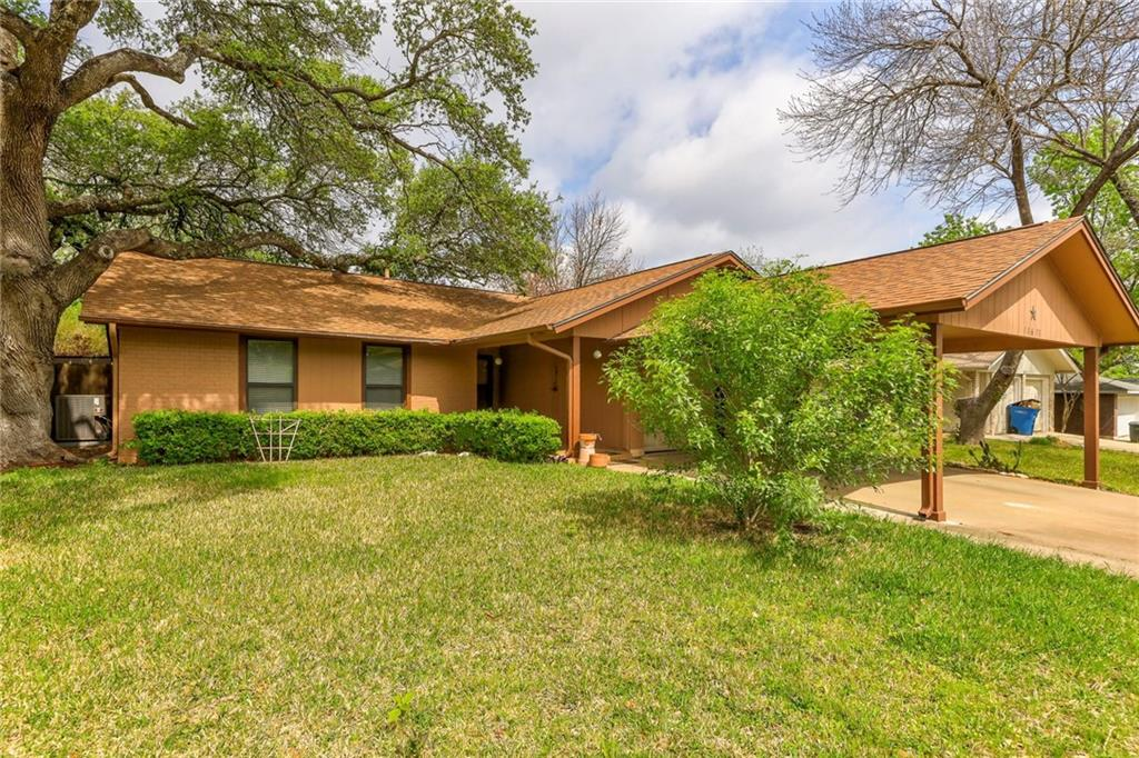 Single story 3 bedroom and 2 bath home in established neighborhood located minutes from Apple and the Domain.  Easy access to 183 and Mopac.  Schroeter Park is two blocks away and Davis Elementary is walking distance.