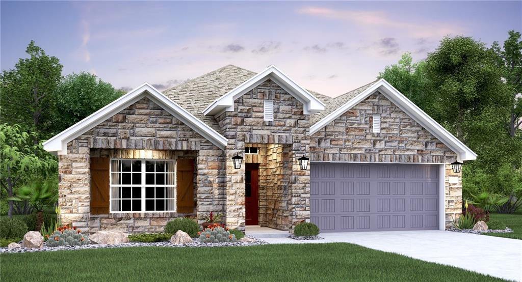 MLS# 2392662 - Built by Lennar - September completion! ~ This charming 3 bedroom home has hardwood floor, white cabinetry and upgraded backsplash, a super shower in the master suite, and a front study!