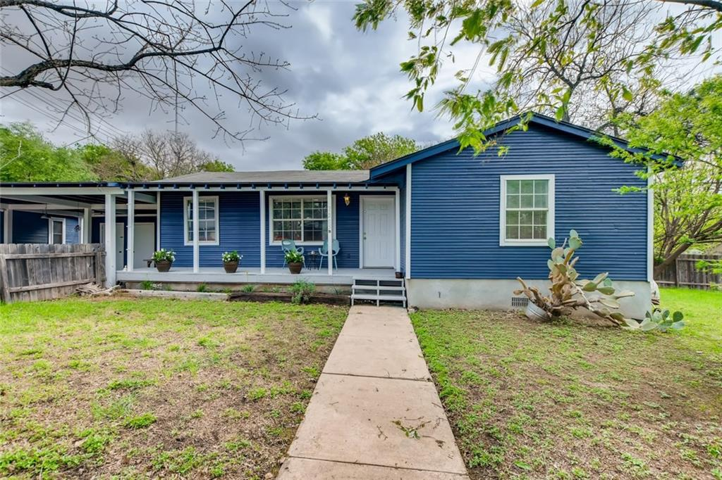 Offer deadline Monday 4/12 5pm-Two homes on one lot perfectly located in central Austin! Rent out one home and live in the other. Redevelop one side of the lot to build your dream home and keep the other as an income producer while you build! House A has 2 bedrooms and 2 baths. House B has 2 bedrooms and 1 bath. Inside you'll find bright open floor plans, both homes include updates such as fresh paint, updated kitchens, and baths. Enjoy the huge yards, with one home offering a cute front deck for evening enjoyment. Walk to all the happenings on Manor road or bike to Mueller while being conveniently located to neighborhood parks, schools, and grocery stores.  Don't miss your opportunity to purchase a turnkey and income-generating rental in Central Austin. Call now for your showing appointment!