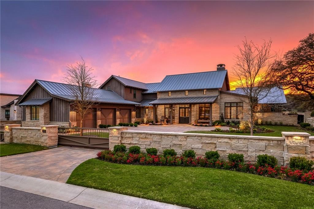 Located in the exclusive gated section of Caliterra, Wildwood is ideally situated amongst mature oaks along Onion Creek. As