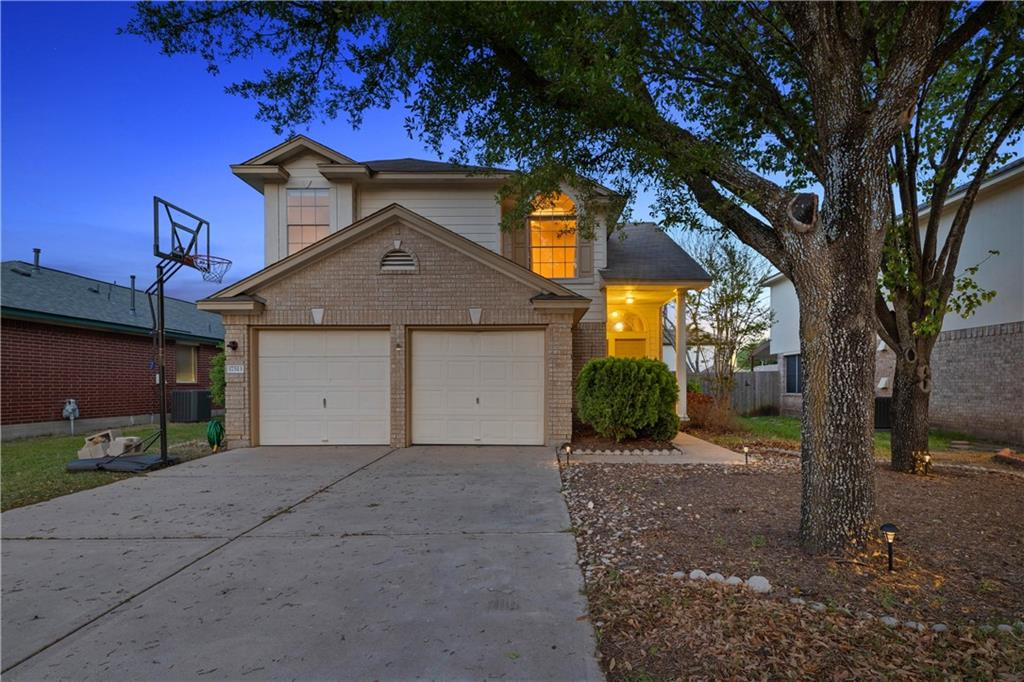 Honey stop the Car! Come take a look at 17513 Salt Flat Ln. This is a home that you don't want to miss! More than enough space for an investment opportunity or just to continue life! The community perks include park, pool, easy access to HEB, i-35, shopping centers. Minutes from every necessity and other new developments! This location can't be beat! AC was recently installed Aug 2020. Inside and outside!