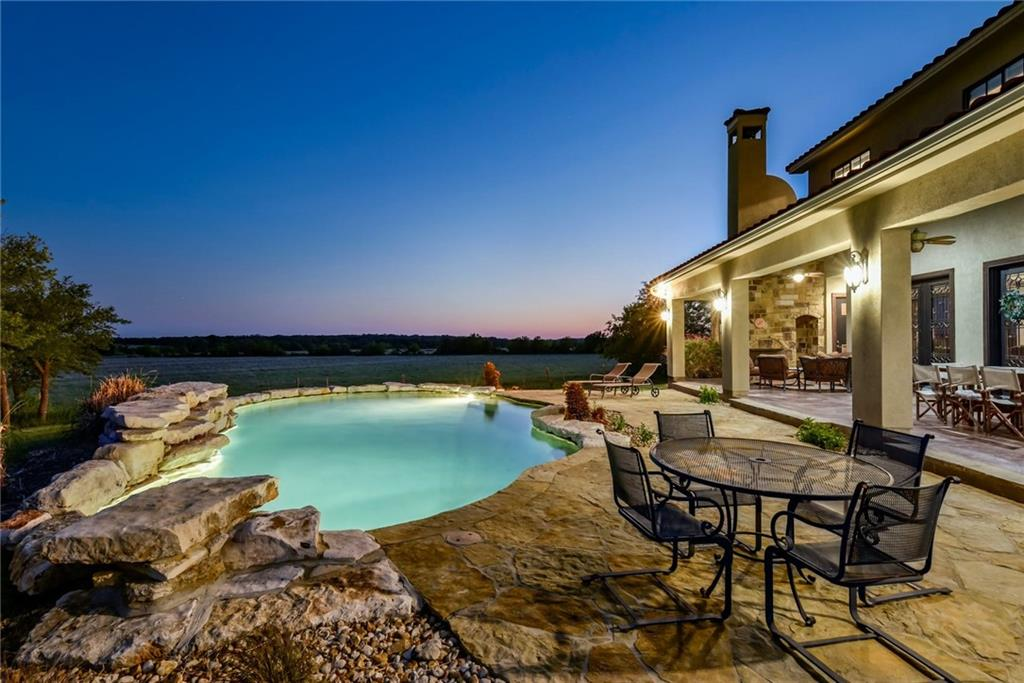 Where can you spread your wings on ~172.5 acres with live water within 20 minutes of Georgetown/45 minutes to Austin, an easy drive to the airport, and more? 