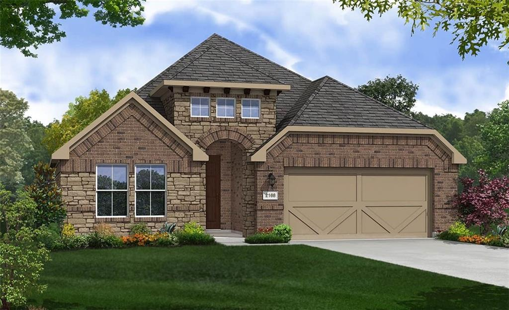 Single story Juniper floor plan featuring 4 bedroom and 3 bathrooms plus family and study! Located on corner home-site. Granite Countertops, Custom Tile Backsplash, Covered Back Patio, Full Sprinkler/Sod in Front & Rear Yards. See Agent for Details on Finish Out. Available August.