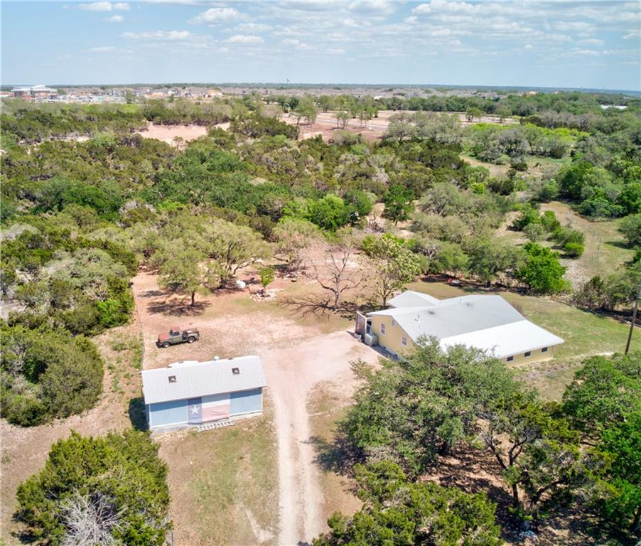 An incredible opportunity to own Hill Country acreage minutes from the projected Northline development in Leander. Situated between the well-known Bryson community off 183A & Palmera Ridge community off Ronald Reagan BLVD, enjoy property with a private feel just minutes from it all. NO KNOWN RESTRICTIONS & NO HOA. Commercial use possible.