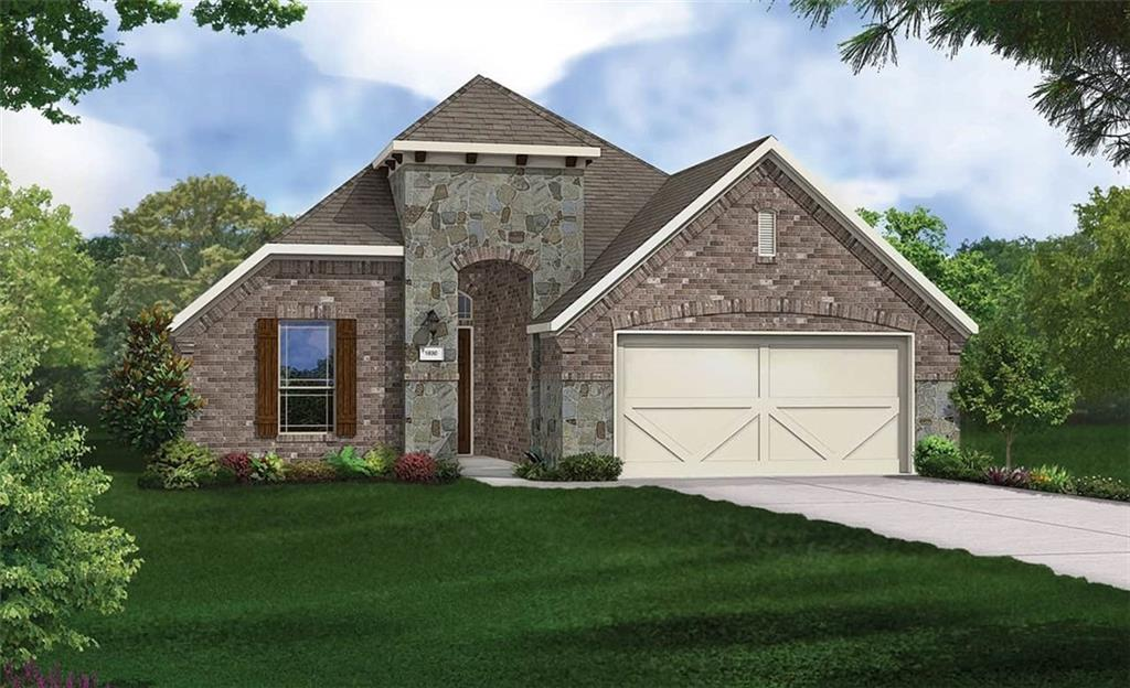 LR-Must Call 512.883.4494 to schedule appointment and check availability. Builder contract required and must verify all info with builder. Single story Palm floorplan featuring 4 bedrooms, family and breakfast area. Added master bedroom bay window and enlarged master shower. Granite Countertops, Custom Tile Backsplash, Covered Back Patio, Full Sprinkler/Sod in Front & Rear Yards. See Agent for Details on Finish Out. Estimated completion July/August.