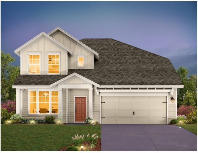 NEW CONSTRUCTION BY ASHTON WOODS HOMES! Estimated completion Oct. 2021! This will be a highest and best bidding process starting on May 5th and ending on May 9th. This popular 2-story Thornton floor plan features a wonderful layout. You'll love the bright spaces with abundant natural light. The large kitchen with island opens to a majestic family room with a vaulted ceiling. An Ashton Woods designer hand selected the finishes and upgrades, including white cabinets, stainless steel appliances, and hardwood flooring in the entry, family room, kitchen, and dining area. This home has a fully-landscaped yard with irrigation system. Don't miss the opportunity to call Mockingbird Park home.