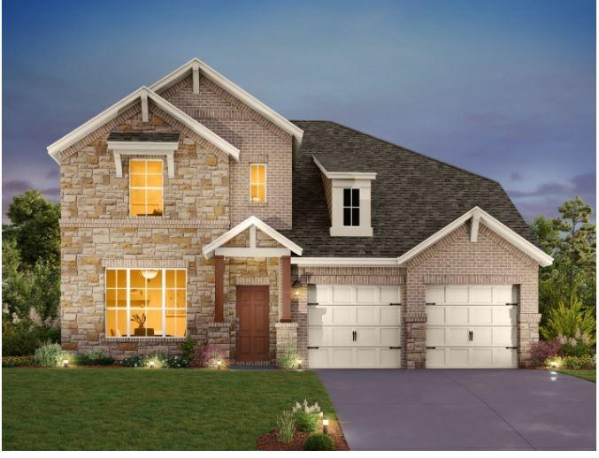 NEW CONSTRUCTION BY ASHTON WOODS HOMES! Estimated completion Oct. 2021! This will be the highest and best bidding process starting May 5th and ending on May 9th. This 2-story Westlake home features a spacious floor plan with a beautiful kitchen that opens to the family room. You'll love the upgrades and the master suite with separate vanities, shower and tub - a welcome luxury for relaxing at the end of the day. With three bedrooms and two full bathrooms on the second floor, kids and guests will have both privacy and comfort. You'll enjoy Texas evenings in the backyard with no neighbors behind. This home is perfect for a growing family or entertaining. Don't miss the opportunity to call Mockingbird Park home.