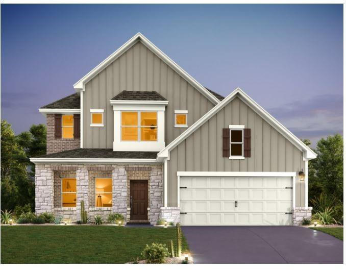 NEW CONSTRUCTION BY ASHTON WOODS HOMES! Estimated completion Available Oct. 2021! This will be a highest and best bidding process starting on May 5th and ending on May 9th. The easily-flowing Winchester floor plan features a wonderful layout. You'll love the bright spaces with abundant natural light. The large kitchen with island opens to a comfortable family room. An Aston Woods designer hand selected the finishes and upgrades, including white cabinets, stainless steel appliances, and luxury vinyl plank flooring in the entry, study, family room, kitchen and dining area. This home has a fully-landscaped yard with irrigation system. Don't miss the opportunity to call Mockingbird Park home.