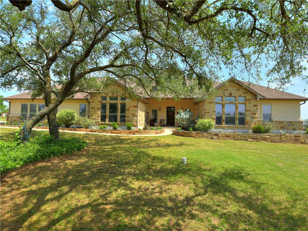 NEW TO MARKET!!! Highly desirable SUNDANCE RANCH GATED EQUESTRIAN COMMUNITY offers this very Private 3.79 Acres - Massive Oak trees, Shows like a model, Excellent condition, freshly painted throughout with wonderful upgrades. This 4 bedroom 3 1/2 bath home has a huge Living and Dining room with tons of light. Beautiful wood flooring in main areas, Large chefs kitchen, gas cook top, huge granite island, super sized pantry. Covered back Patio & Fire Pit, Barn with 3 stalls , with Cross fenced area.