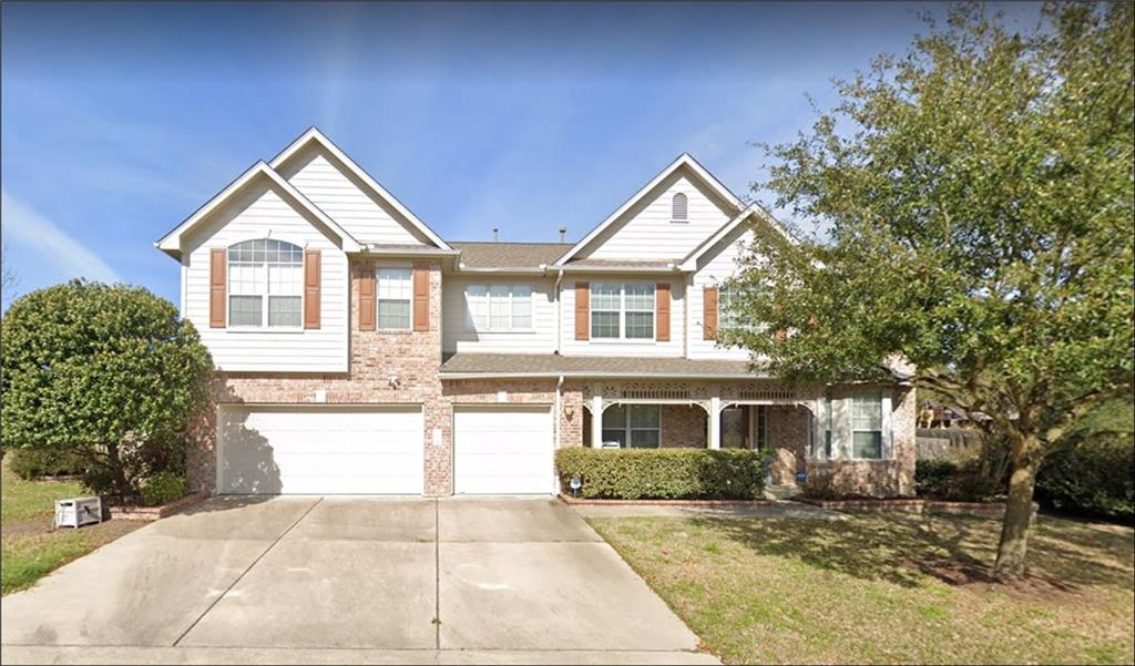 Don't miss the opportunity to see this beautiful house in Black Hawk on an over sized lot, with pond and fountain view. You are home! With french doors opening to a spacious office, just off the foyer and formal dining. The living room has warm natural light and high ceilings, with an inviting hearth for fireside family time. The kitchen is accessible to the formal dining, and has generous cabinet and counter space. Granite counter tops and tile flooring. From the kitchen you can access the porch and sun room. Upstairs boasts a large lofted family room, 2 full baths and 4 bedrooms. The master has huge walk in closet and private master suite bath. Must see, this one will go fast!