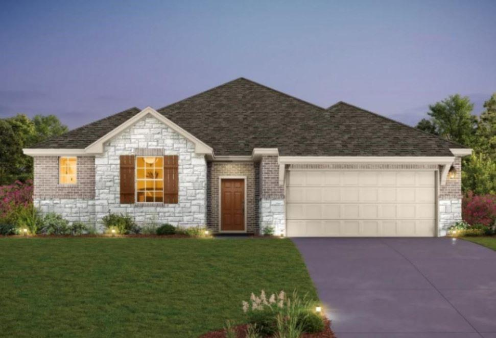 NEW CONSTRUCTION BY ASHTON WOODS HOMES! Estimated completion Oct. 2021! This popular and exceptionally designed Harris floor plan features an open-concept family room. You'll love the numerous upgrades, including a separate tub and shower in the owner's suite and a large study. The selections for this home were hand selected by an Ashton Woods designer and include the latest design touches, including wood floors in the main areas and a stainless appliance package. Plus, enjoy the Texas Hill Country and entertaining on the extended covered patio. At Highlands, you'll love the possibilities. Don't miss out - submit your best offer on this home from May 12-16, 2021.