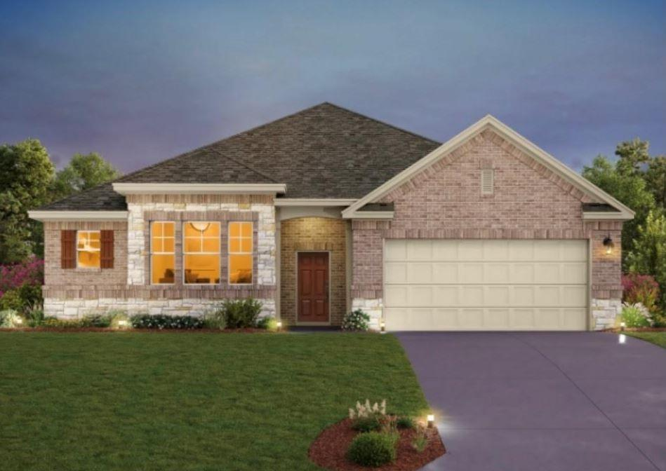 NEW CONSTRUCTION BY ASHTON WOODS HOMES! Estimated completion Oct. 2021! This single story Harris floor plan features an open family room and kitchen - perfect for families or entertaining. With 4 bedrooms and a separate study, there's space for everyone! The selections for this home were hand selected by an Ashton Woods designer and include the latest design trends, including tile floors in the main areas and a stainless appliance package. Spend your nights enjoying the sights and sounds of the Hill Country from your extended covered patio. Don't wait to call Highlands North home - submit your offer on this home from May 12-16, 2021.