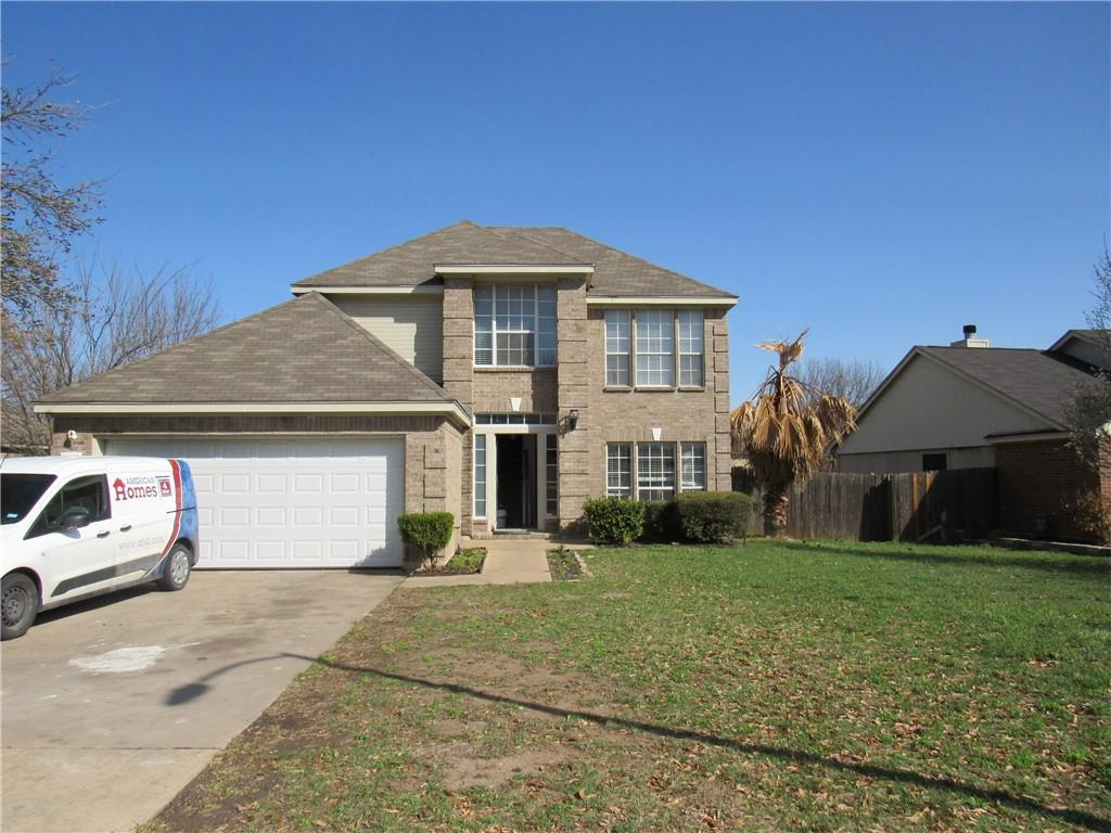 Popular two story in Mason Creek. This future stunner has 3 bedrooms, 2.5 baths, a nice loft for movie nights. Seller updating property, it will look amazing in a few weeks.