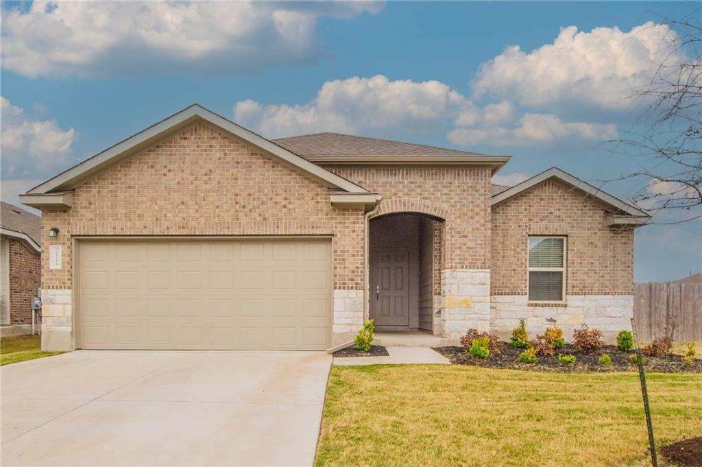 WELCOME HOME! In this crazy time, here is the home you've been waiting for! Well taken care of, 3 bedroom home AND office! Spacious and open!  Crowd favorite Pflugerville ISD schools. Amenities include a community pool, playgrounds, walking paths, and sports courts. Just a short distance to 130 and 45, allowing for easy access to most major employers. Contact us today for a showing!